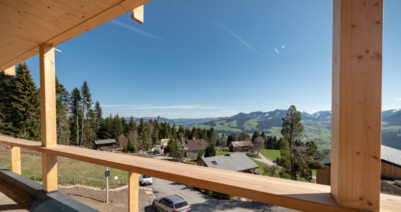 Ferienapartments Moosalpe, Bregenzerwald