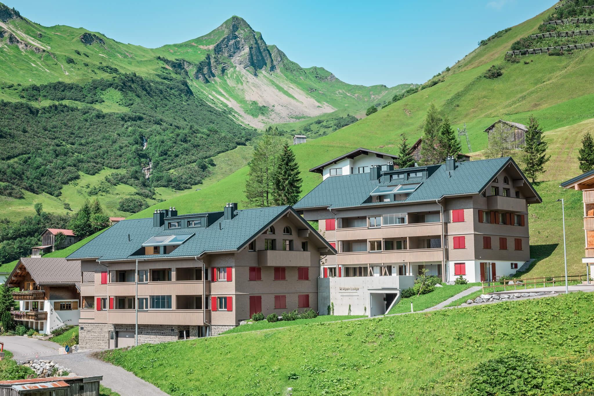 Ferienwohnungen Alpen Lodge